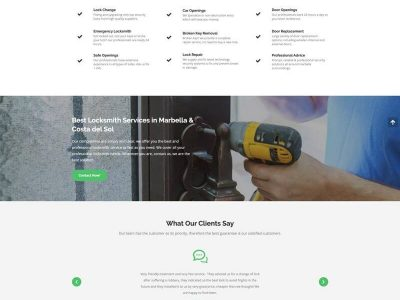 Proyecto-Wordpress-thegoodlocksmith.es